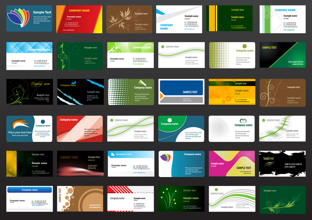Business Cards Printing Denver Gallery - Card Design And Card Template